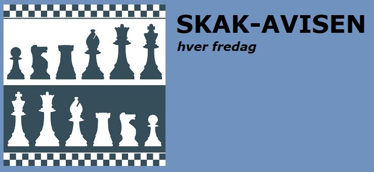 SKAK-AVISEN. Skakartikel-1